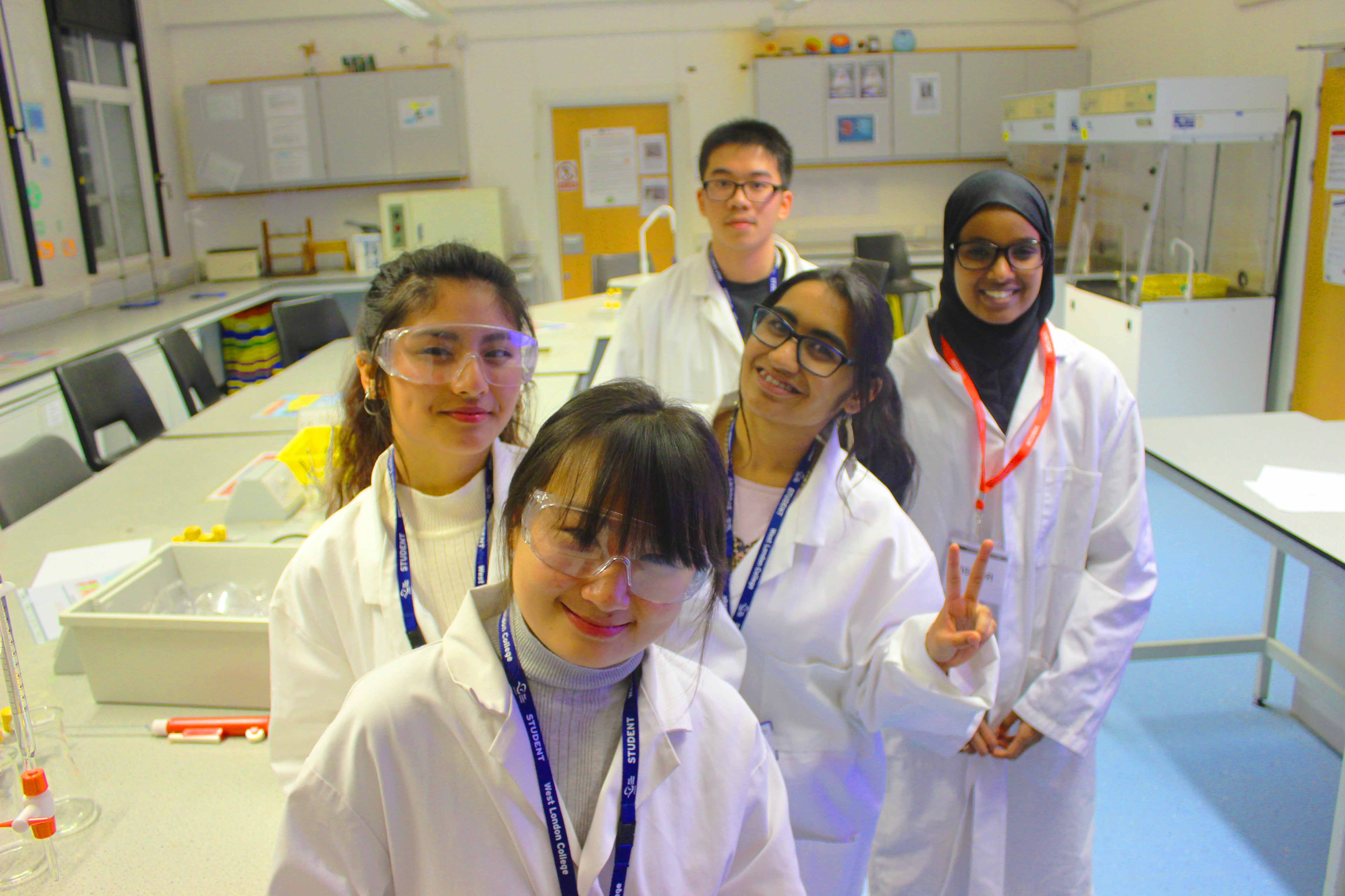 Chemistry Students 0424