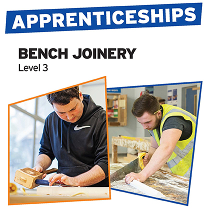 Bench Joinery L3